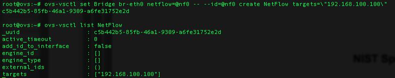 4 8  NetFlow Export Configuration